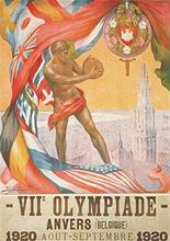 Letné olympijské hry 1920 / Majstrovstvá sveta v ľadovom hokeji 1920