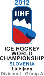 2012 Ice Hockey World Championship Division I Group A