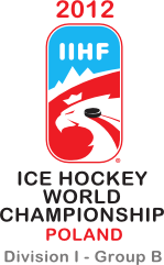 2012 Ice Hockey World Championship Division I Group B