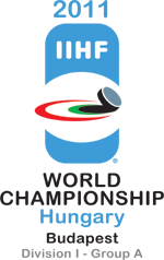Majstrovstvá sveta v ľadovom hokeji 2011 – I.divízia,skupinaA