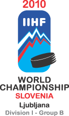 2010 Ice Hockey World Championship Division I Group B