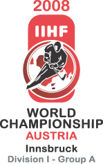 2008 Ice Hockey World Championship Division I Group A
