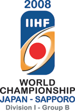 2008 Ice Hockey World Championship Division I Group B