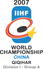 2007 Ice Hockey World Championship Division I Group A