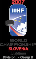 2007 Ice Hockey World Championship DivisionIGroupB