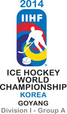 2014 Ice Hockey World Championship Division I Group A