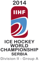 2014 Ice Hockey World Championship Division II Group A
