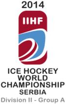 Majstrovstvá sveta v ľadovom hokeji 2014 – II.divízia,skupinaA