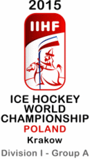 2015 Ice Hockey World Championship Division I Group A