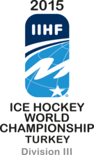 2015 Ice Hockey World Championship Division III