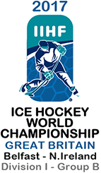 2017 Ice Hockey World Championship Division I Group B