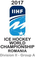 Majstrovstvá sveta v ľadovom hokeji 2017 – II.divízia,skupinaA