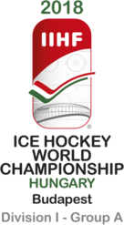 2018 Ice Hockey World Championship Division I Group A