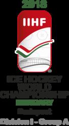Mistrovství světa v ledním hokeji 2018 – I.divize,skupinaA