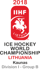 2018 Ice Hockey World Championship Division I Group B