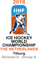 2018 Ice Hockey World Championship Division II Group A