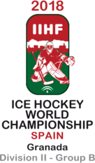 2018 Ice Hockey World Championship Division II Group B