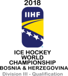 2018 Ice Hockey World Championship DivisionIIIQualification