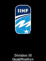 Majstrovstvá sveta v ľadovom hokeji 2019 – III.divízia,kvalifikácia