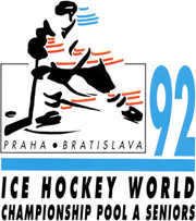 1992 Ice Hockey World Championship Pool A