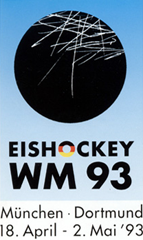 1993 Ice Hockey World Championship Pool A